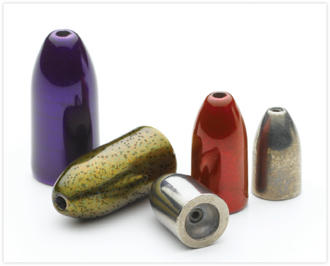 Bullet weights tungsten sinkers for Bullet weight fishing