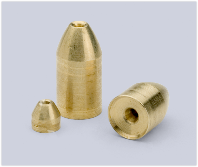 Brass Bullet Weights