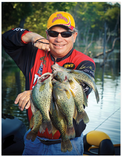 Wally Marshall - Mr. Crappie